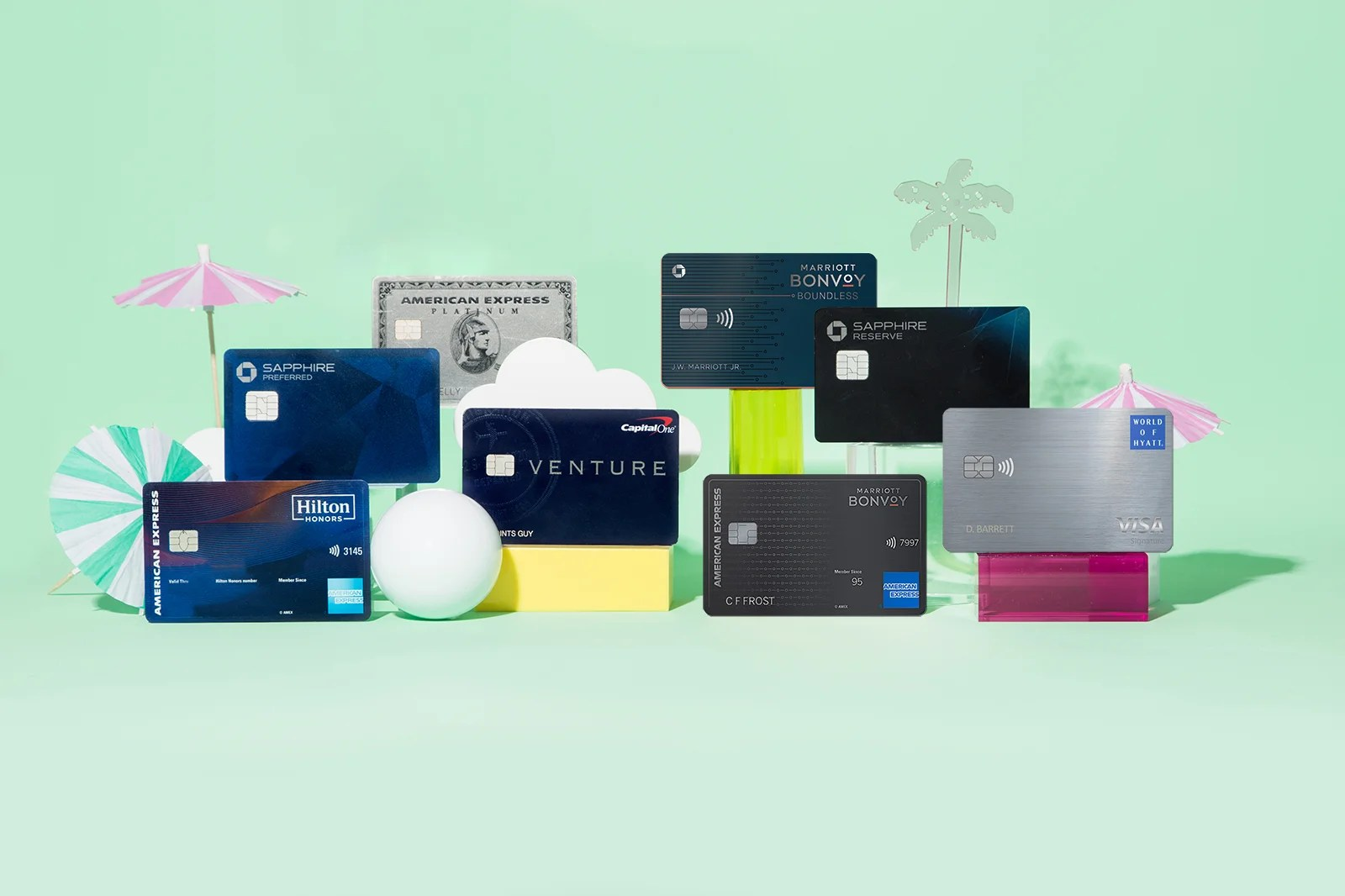 The best travel credit cards for 2020