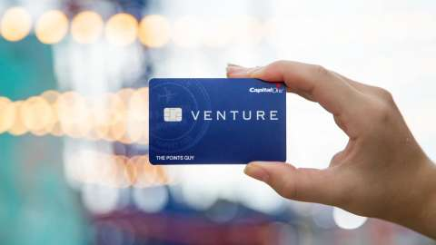Capital One Venture Rewards card benefits - The Points Guy