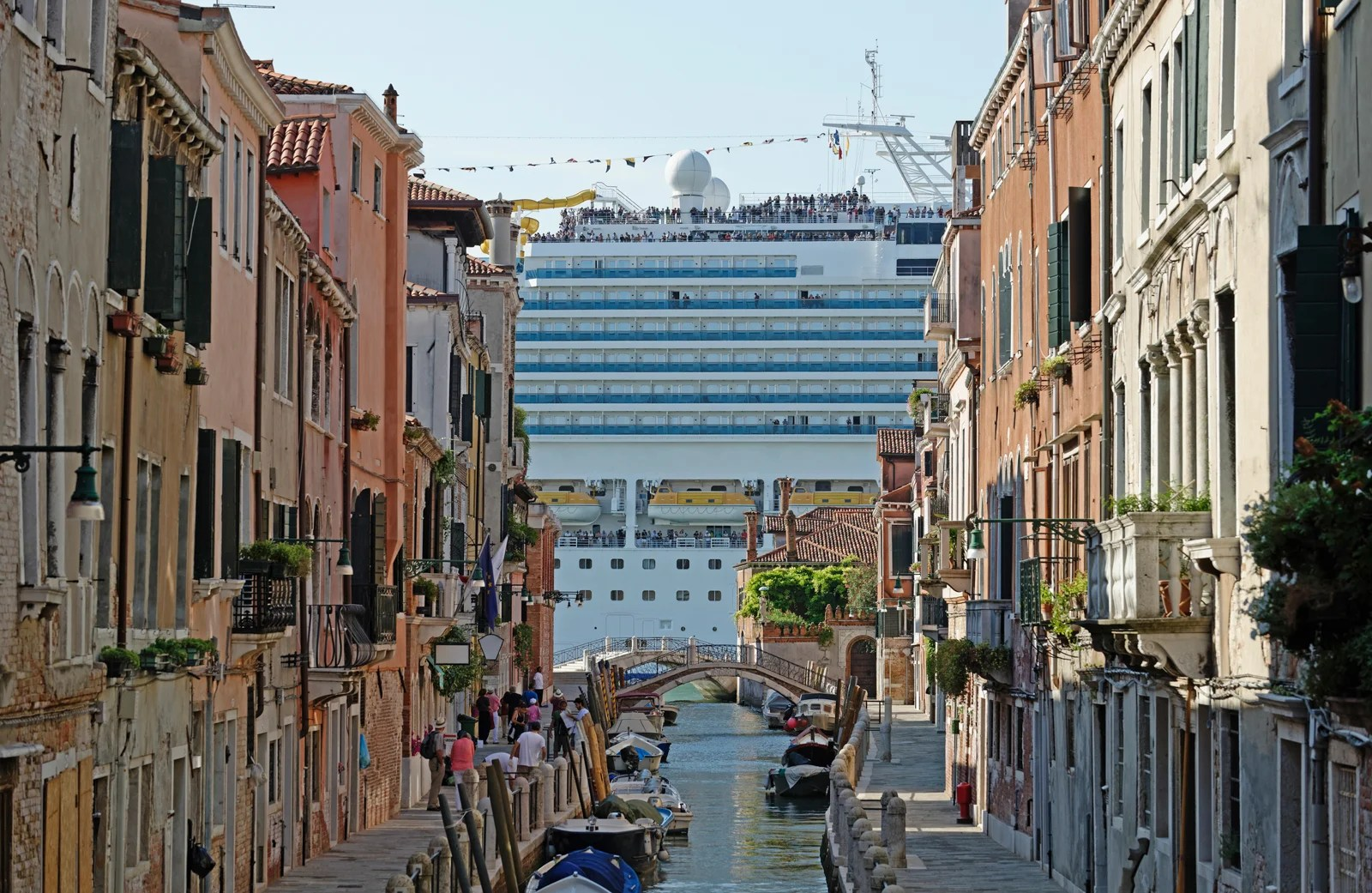 No, Cruise Ships Have Not Been Banned from Venice