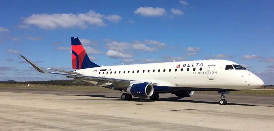 Delta Flash Sale: Various US Routes for 10,000 SkyMiles Round-Trip