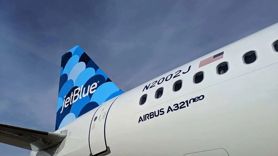 'Flight 1': JetBlue To Debut Airbus A321neo Next Month on Florida Route