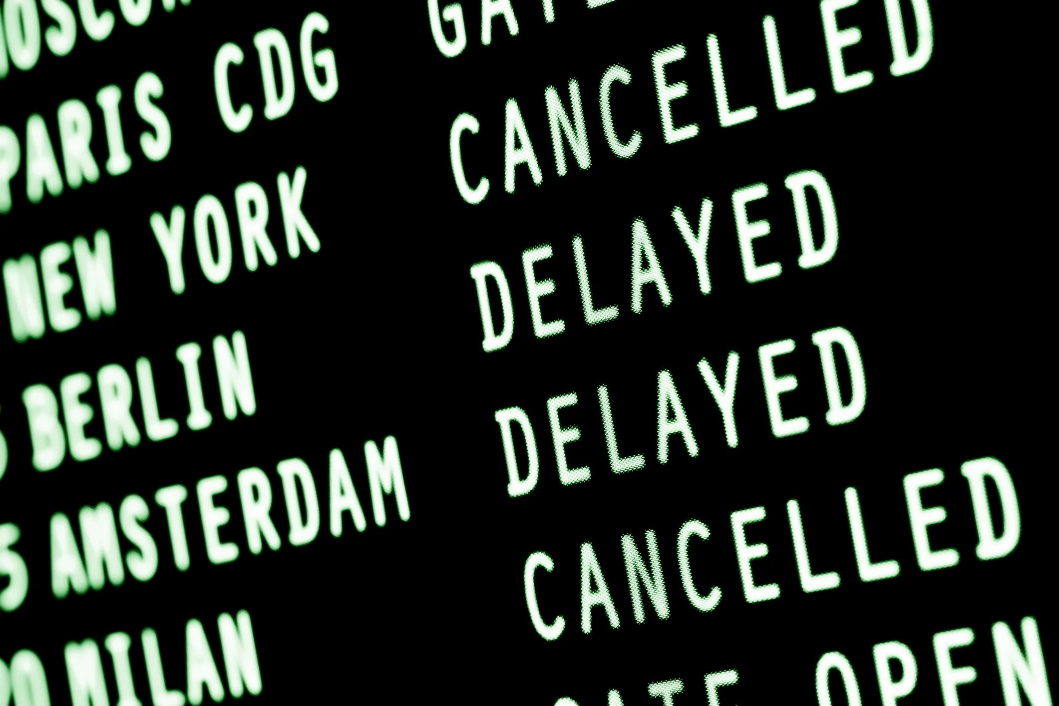 Everything you need to know if your travel plans have been affected by COVID-19