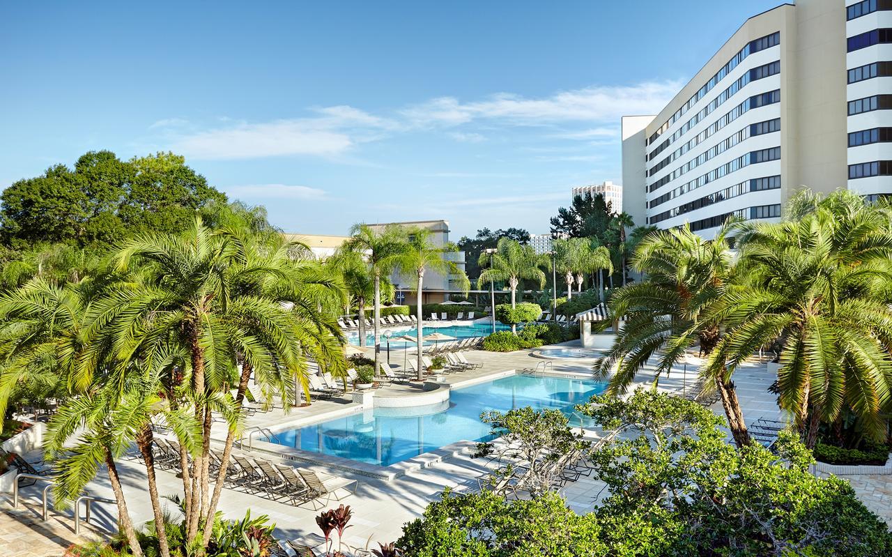 Use Hilton points to get Disney World perks (Photo courtesy Hilton Orlando Lake Buena Vista)