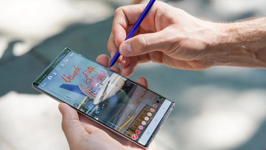 5 Reasons Samsung's Galaxy Note 10 Is the Best Pick for Travelers