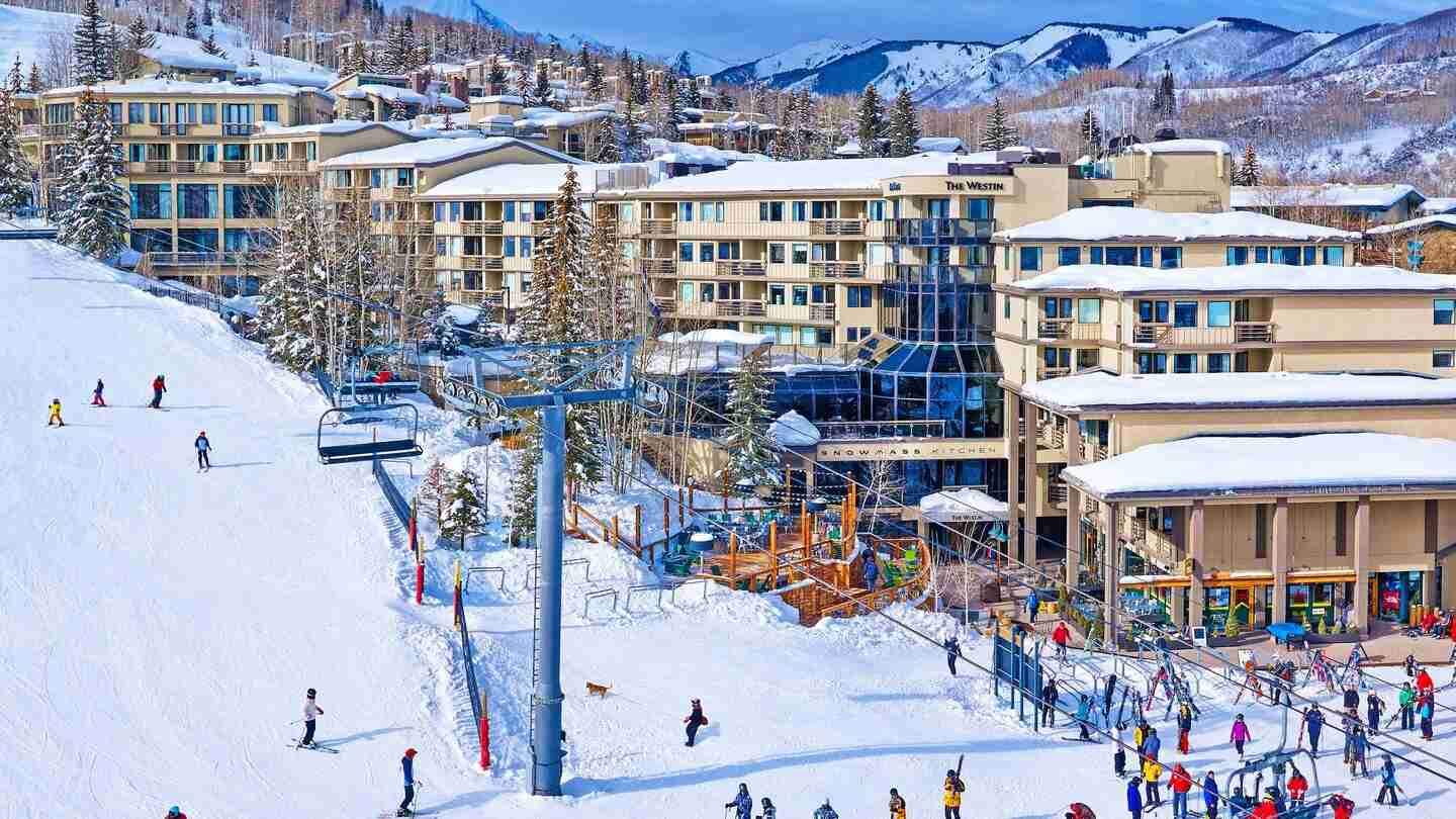 (Photo courtesy of The Westin Snowmass Resort)