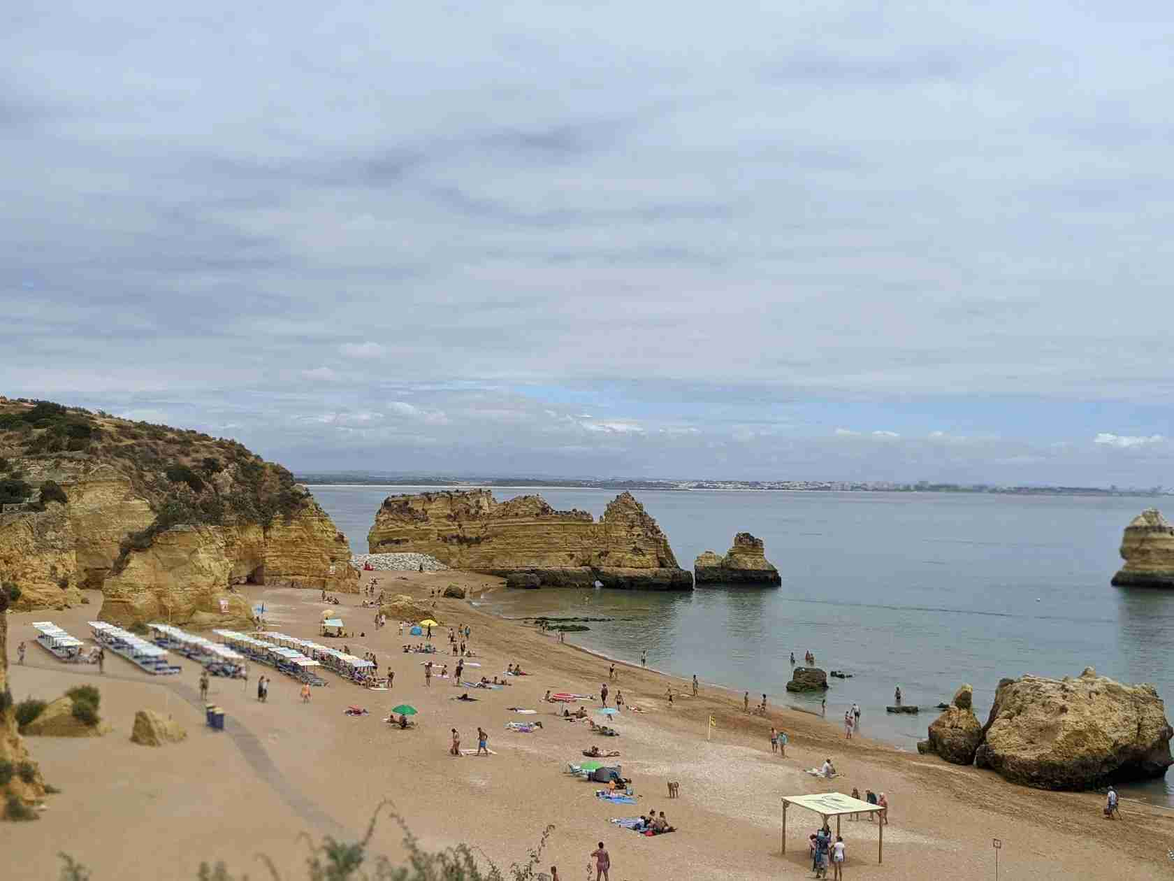 Praia de Dona Ana (Photo by Jennifer Yellin / Deals We Like)