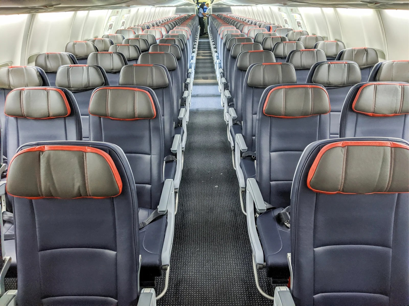 A beginner's guide to American Airlines economy seats