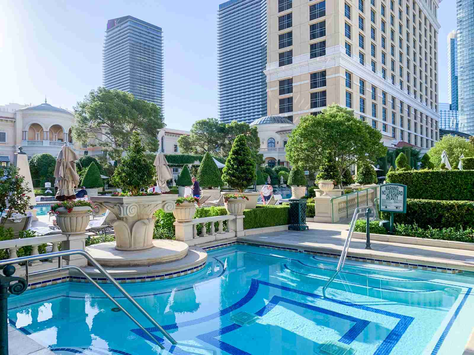 Enjoy perks at the Bellagio and beyond (Photo by Summer Hull/The Points Guy)