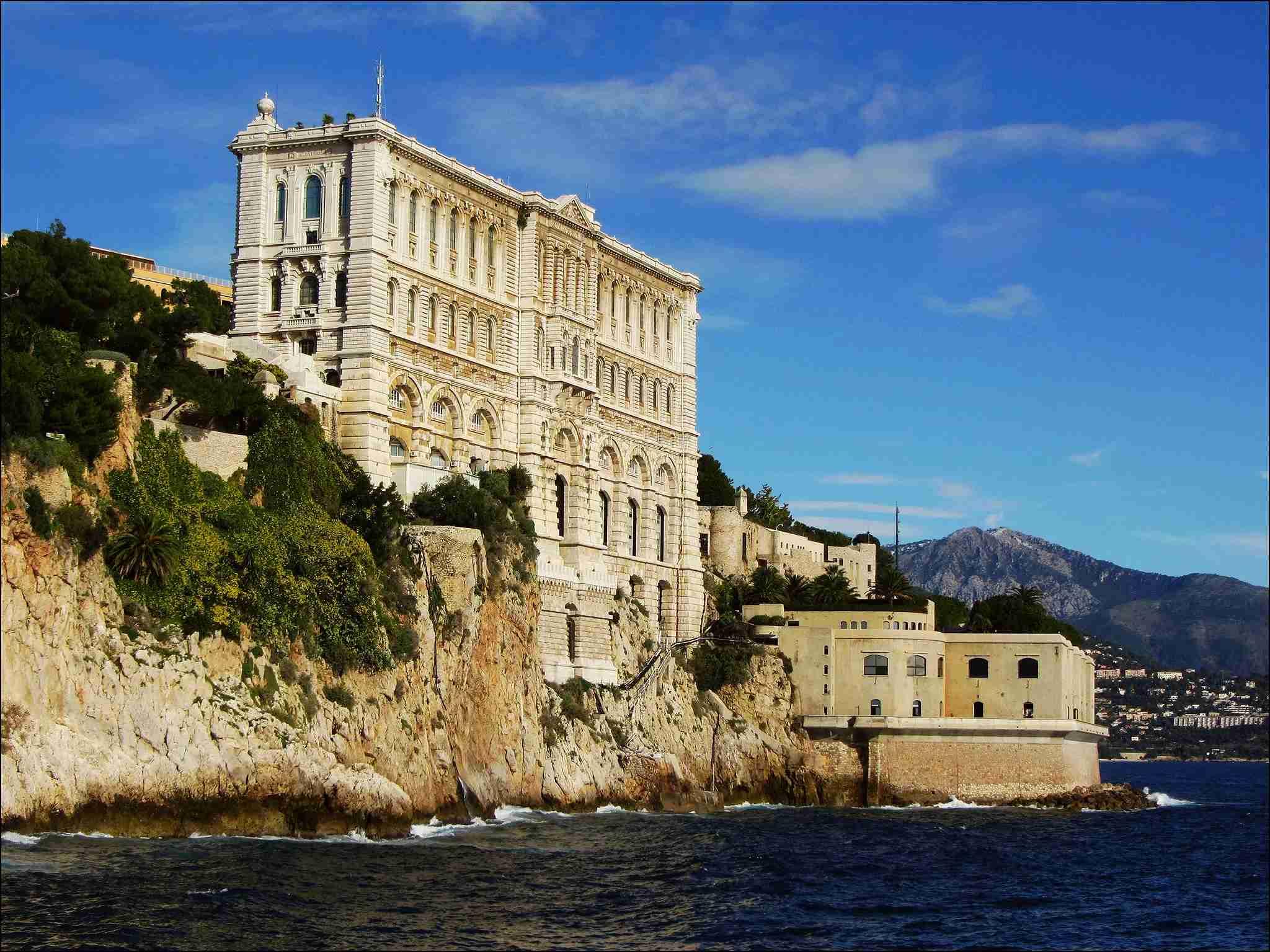 Oceanographic Museum (Musée Océanographique) - Monaco 04