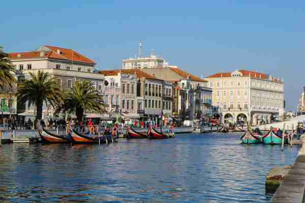 Aveiro, Portugal. (Photo by Bet_Noire / Getty Images)