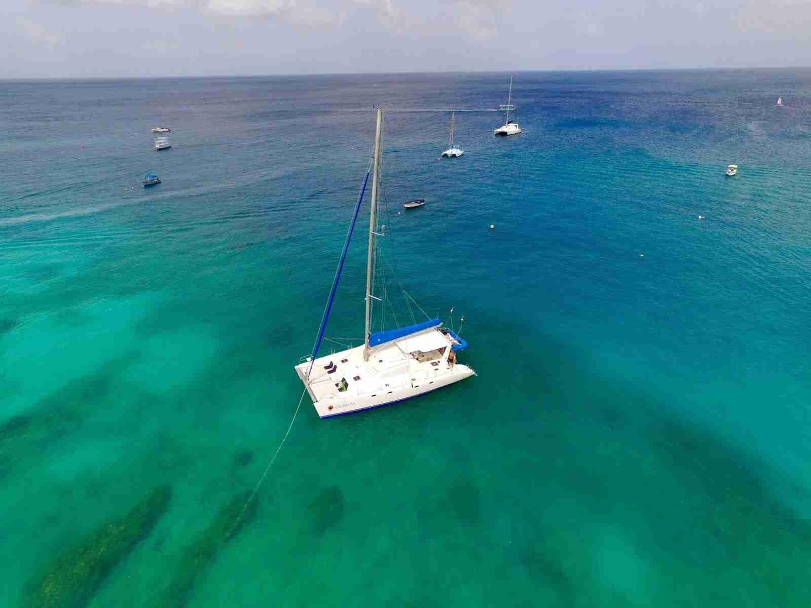 Calabaza Sailing. (Photo courtesy of Calabaza Sailing/Facebook)