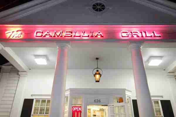 The Camellia Grill. (Photo by zimmytws/Getty Images)