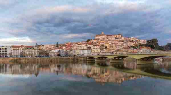 Coimbra. (Photo by ipinto / Getty Images)