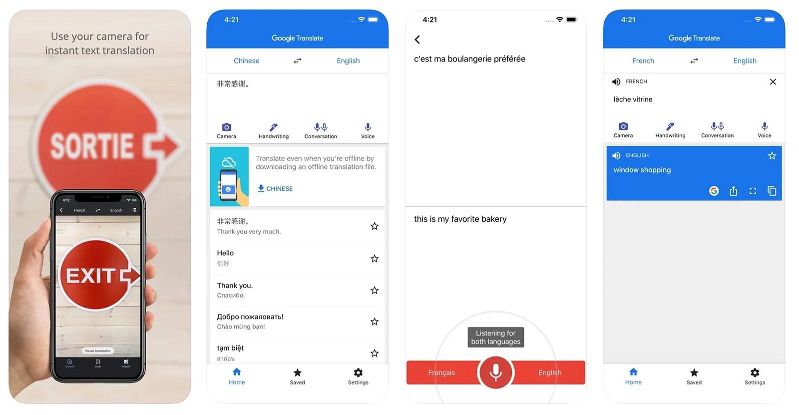 7 melhores aplicativos de traduções para viajantes