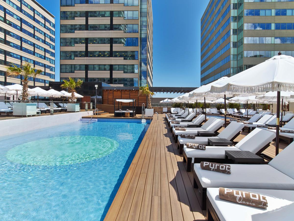 (Photo courtesy of the Hilton Diagonal Mar Barcelona)