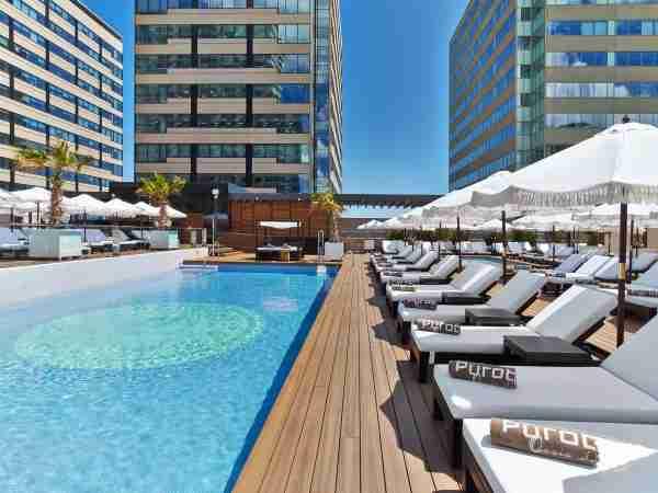 (Photo courtesy of the Hilton Diagonal Mar Barcelona)