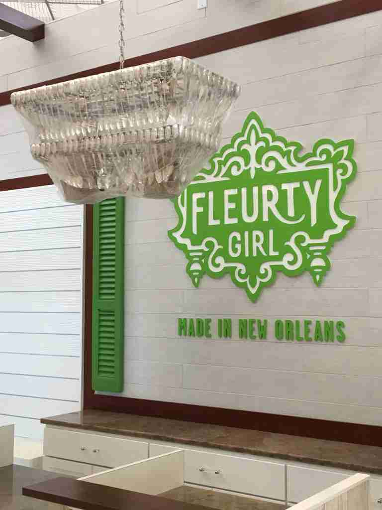 Fleurty Girl at Louis Armstrong New Orleans International Airport. Photo/Benet J Wilson, The Points Guy