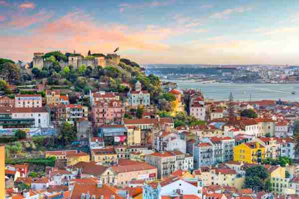 Lisbon, Portugal. (Photo by Sean3810 / Getty Images)