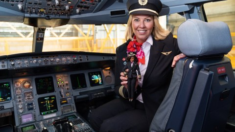 Virgin Atlantic and Barbie have teamed up to release three