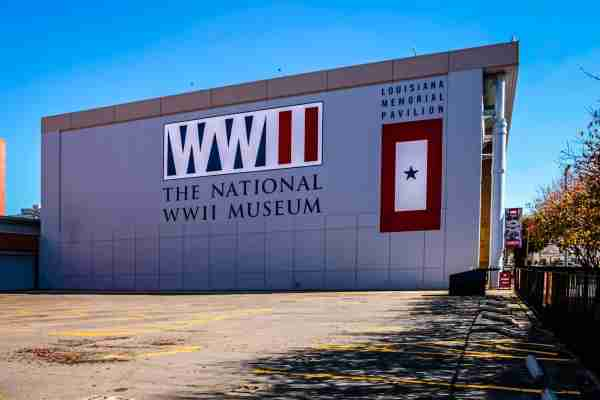 The National WWII Museum. (Photo by csfotoimages/Getty Images)