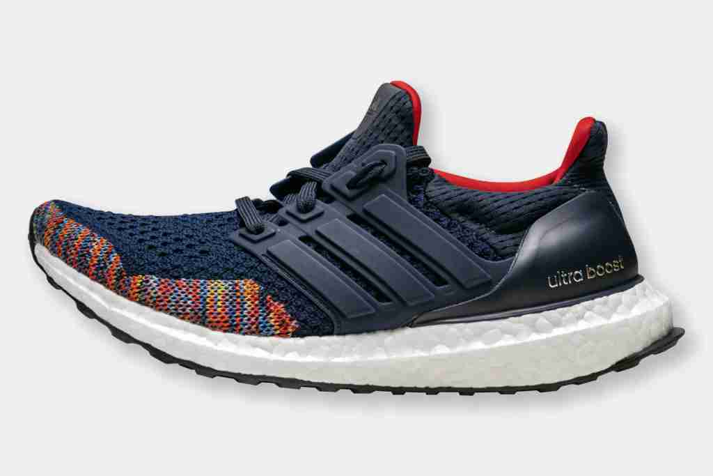 The Adidas Ultraboost. Photo courtesy of adidas.