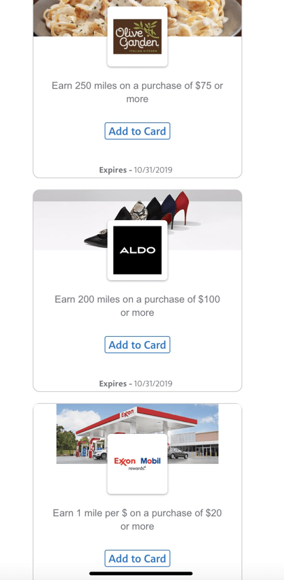 Earn Bonus American Airlines Miles Shopping With New