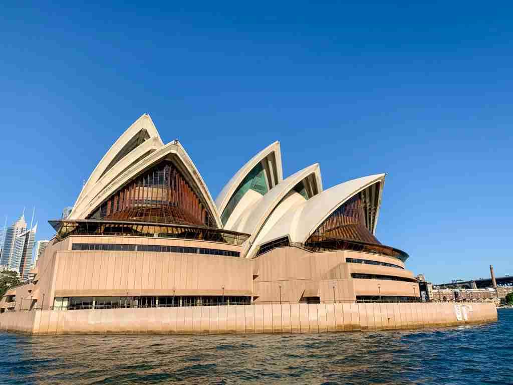Sydney, Australia. (Photo by Edward Pizzarello/The Points Guy)