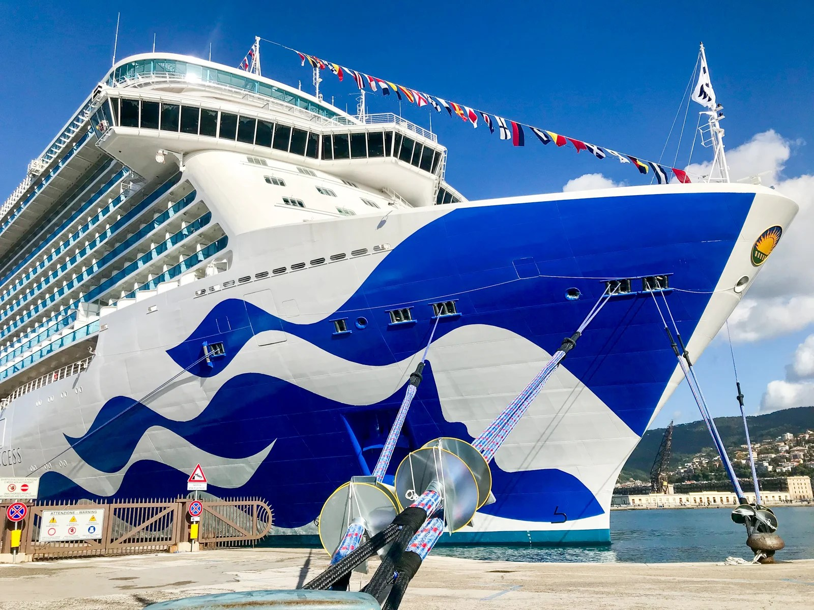 Everything cruisers need to know about the new Sky Princess ship