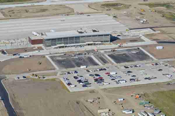 Photo courtesy of Williston Basin International Airport.