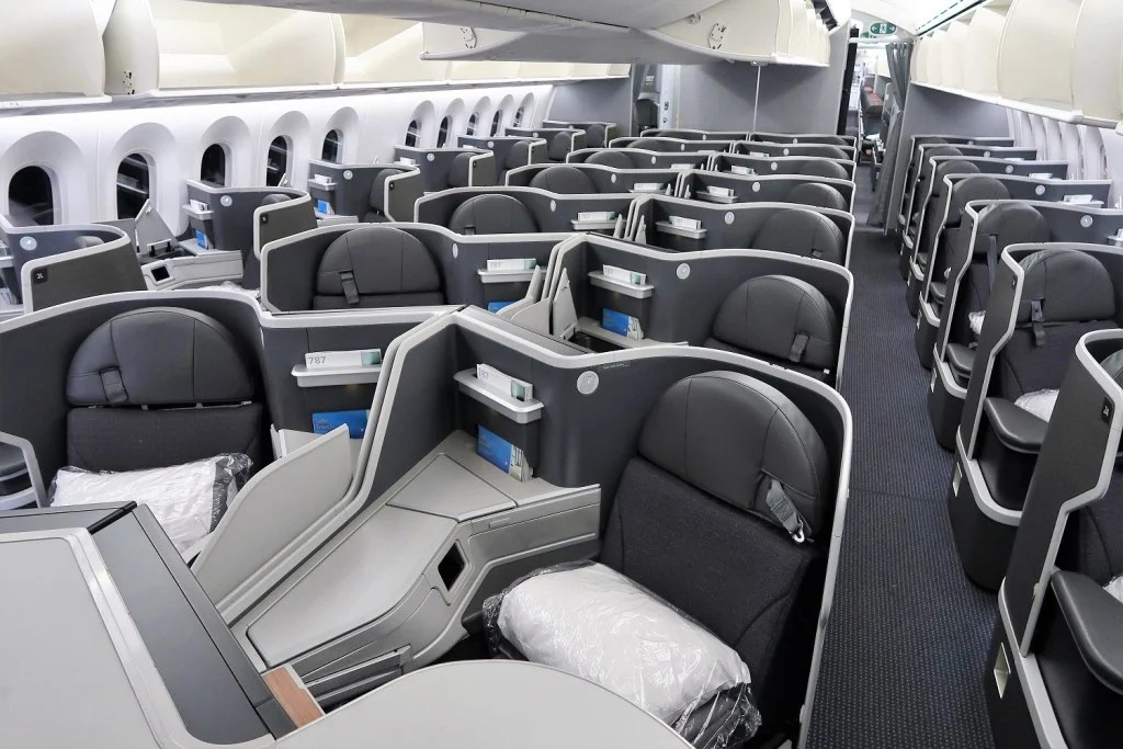 Want to upgrade you American Airlines flight? Here are the international routes to book