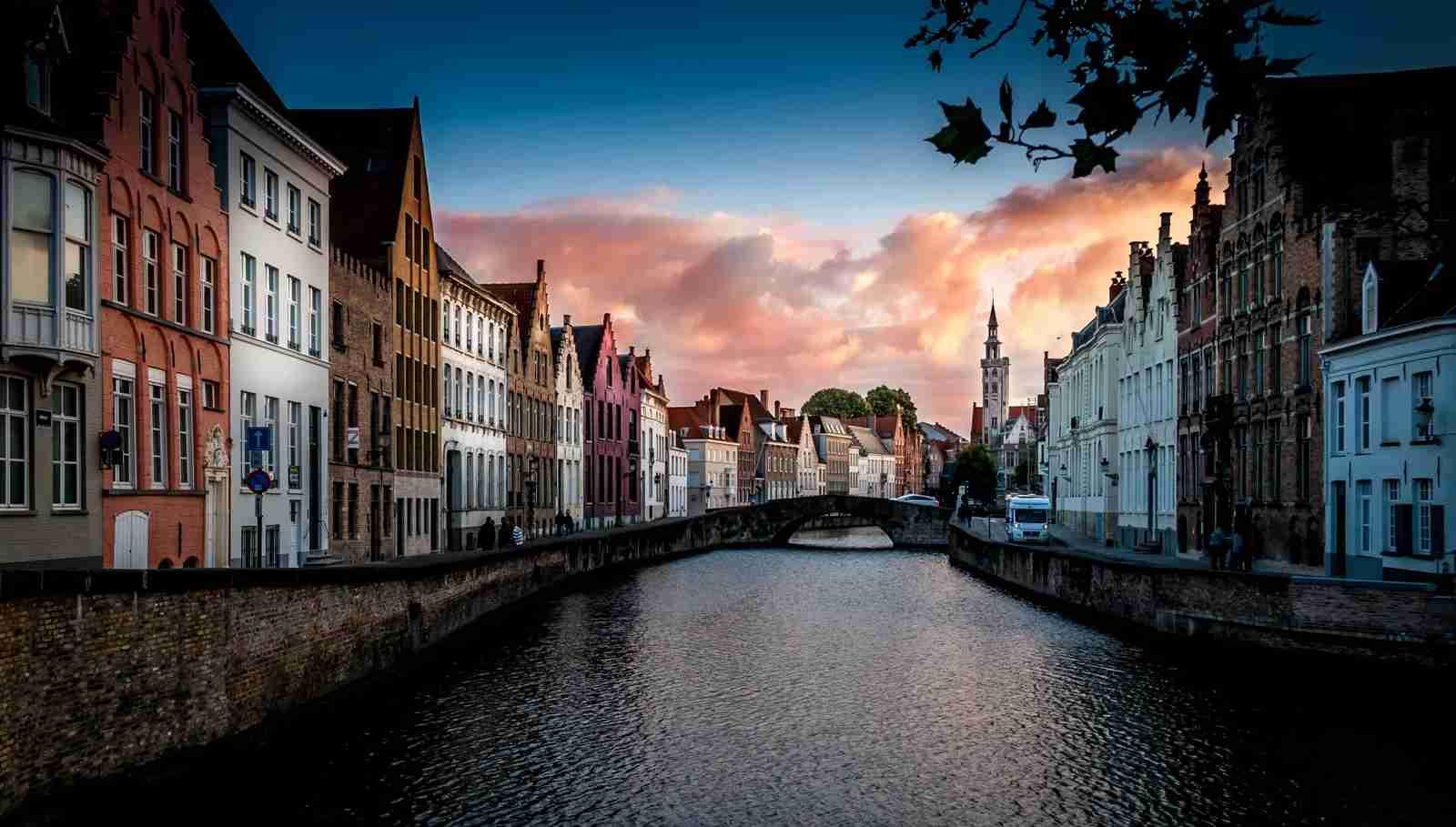 Bruges, Belgium. (Photo by Borislav Zlatkov/Getty Images)