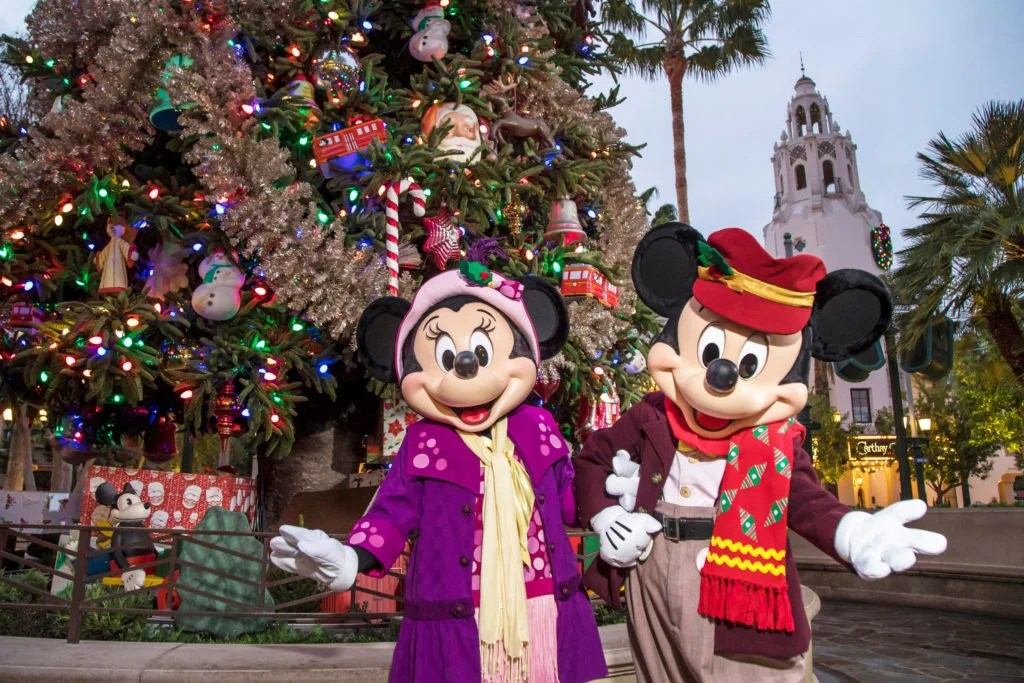 How to see it snow at Disneyland this year during the holiday season