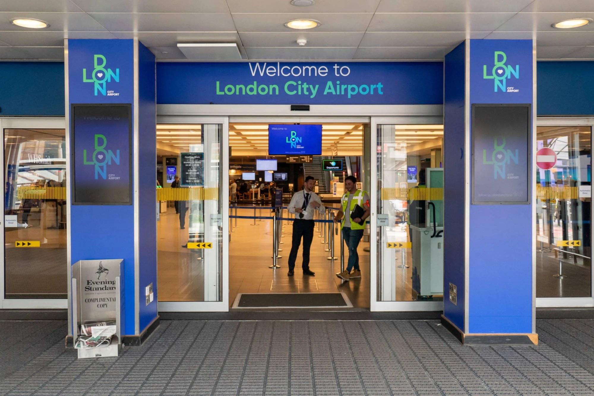 Extinction Rebellion activists want to shut down London City airport