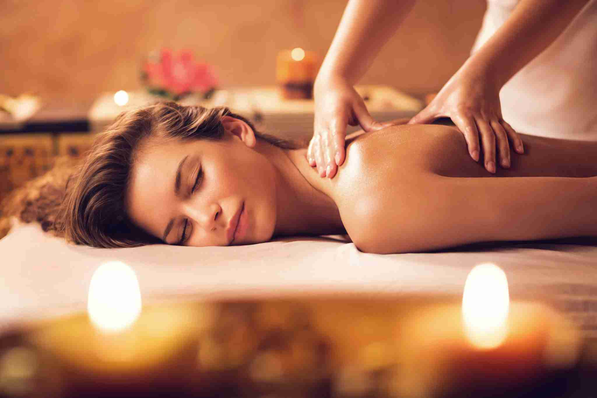 Book a massage on your next trip. (Photo by BraunS/Getty Images)