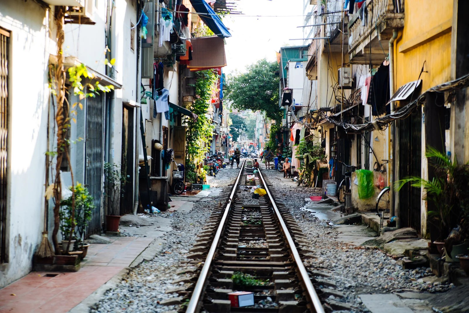 Vietnam's Instagram-famous 'train street' is being closed to tourists