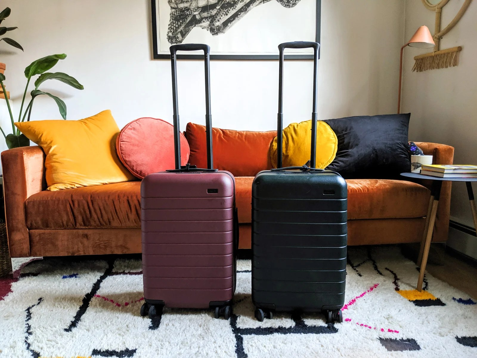 Luggage review: Putting the Away carry-on to the test