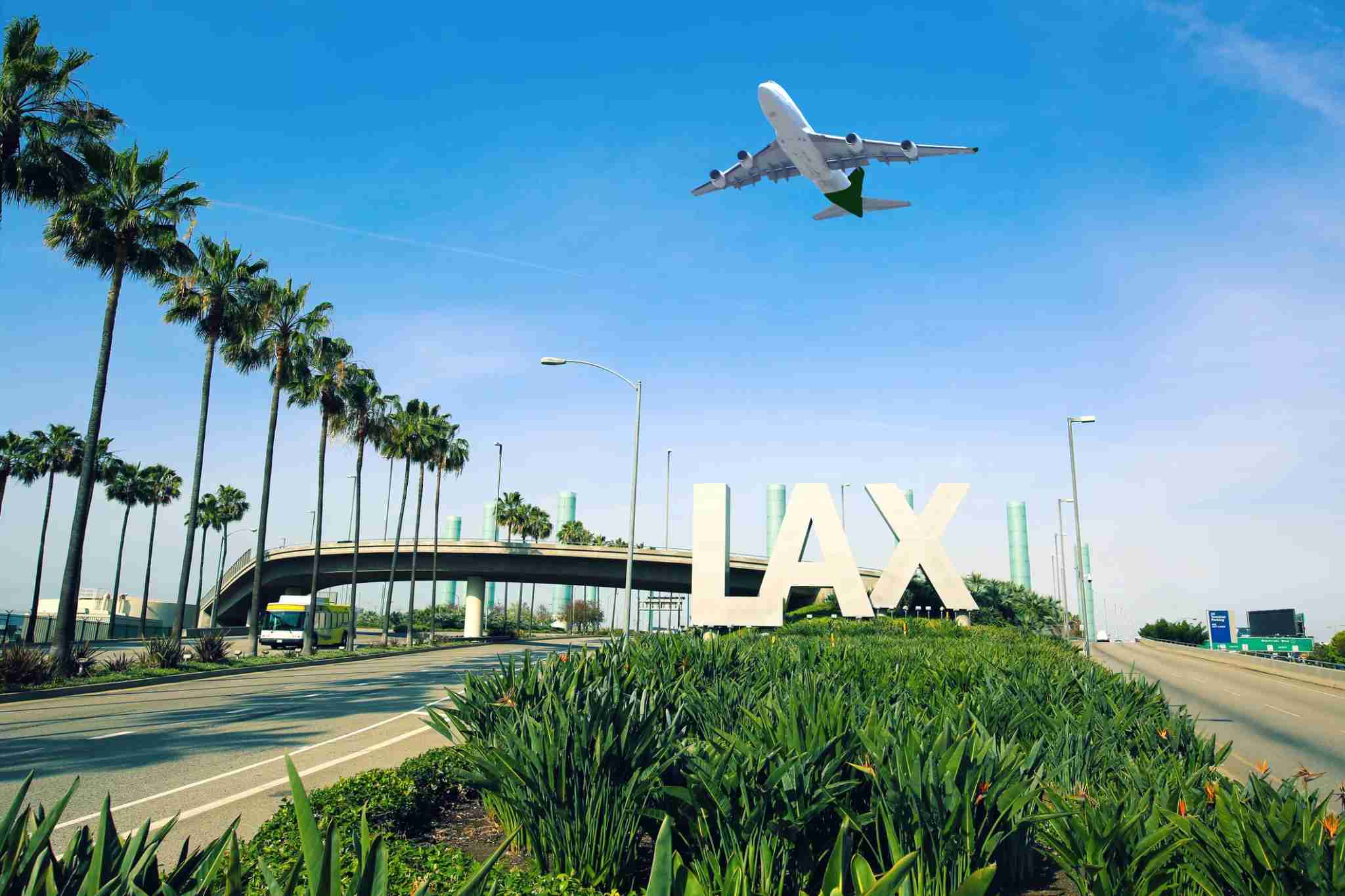 LAX is gateway to the world, and welcomes more than 63 million passengers a year. (photo credit: TriggerPhoto)