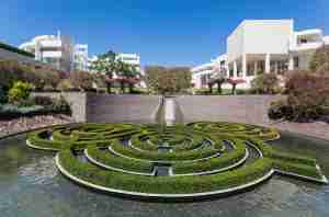 The gardens at The J. Paul Getty Museum are as impressive as the galleries. (Photo courtesy of Alexandre Fagundes)