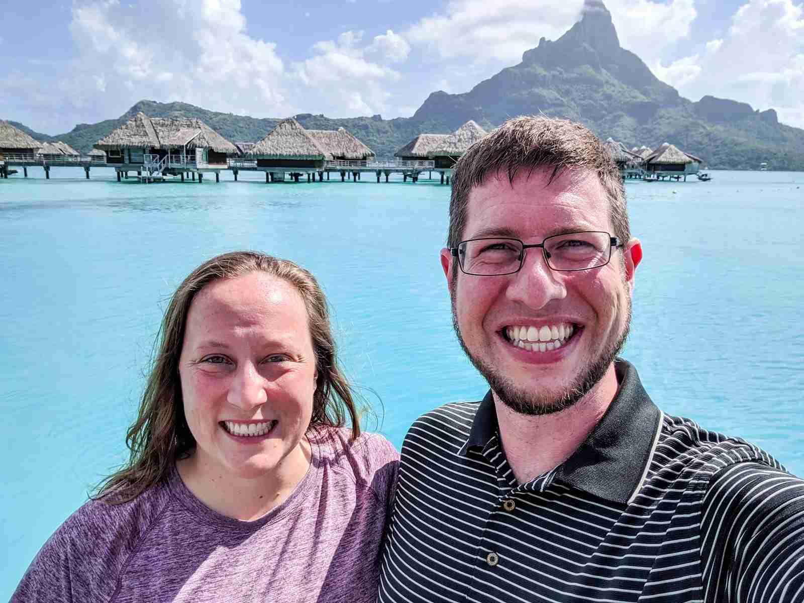 InterContinental Bora Bora JT Katie Genter