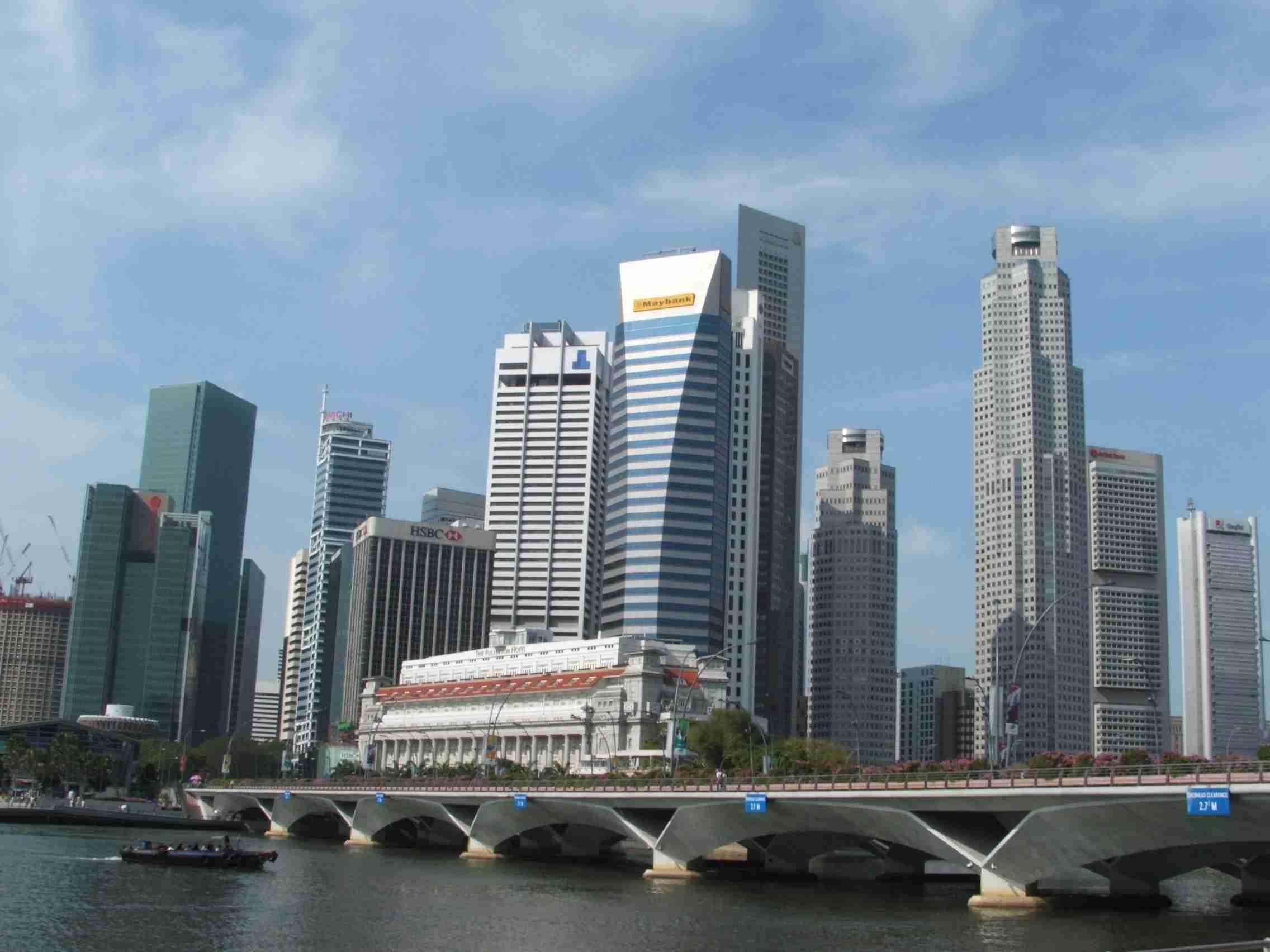 Singapore. Photo: Elen Turner