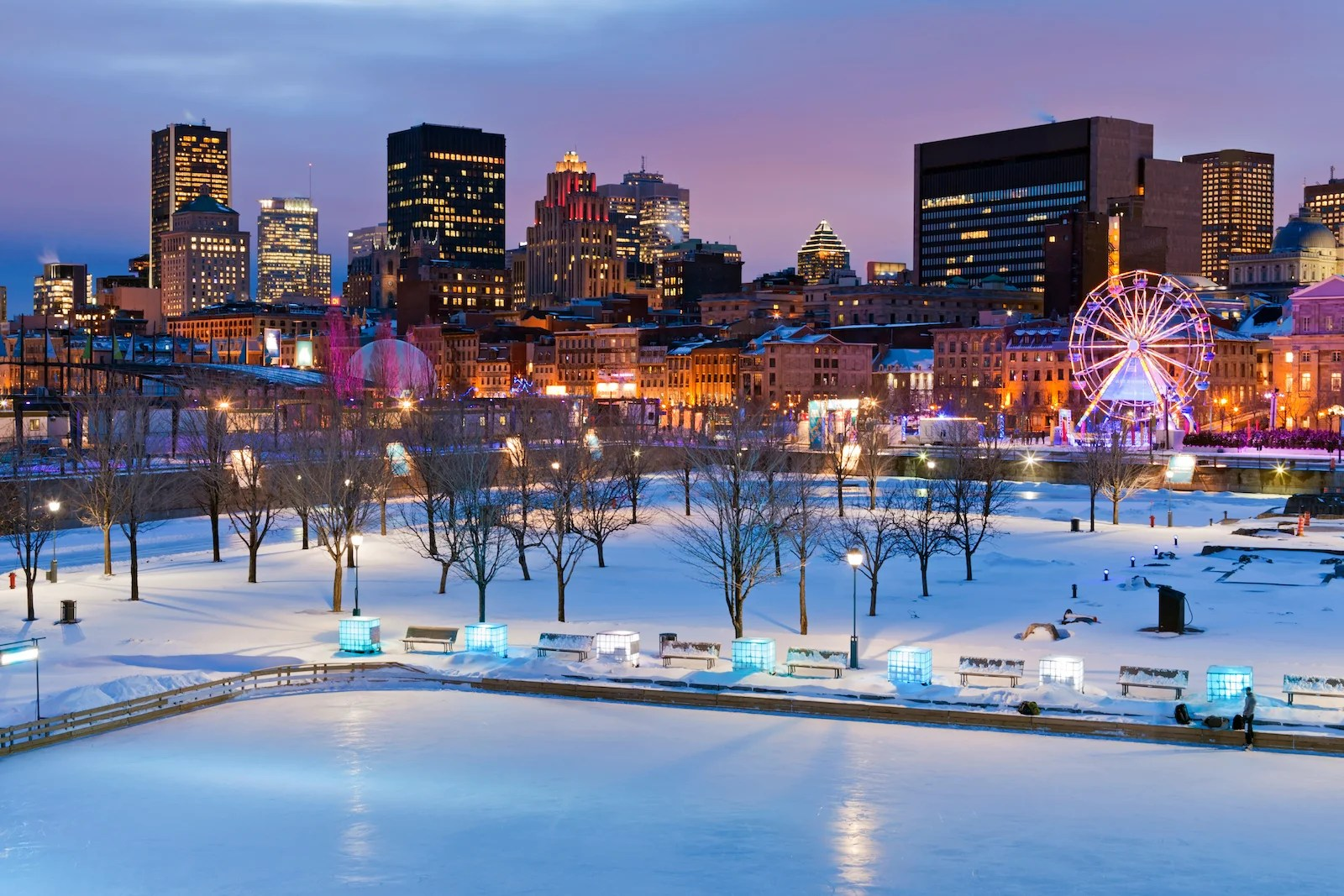 A beginner's guide to visiting Montreal