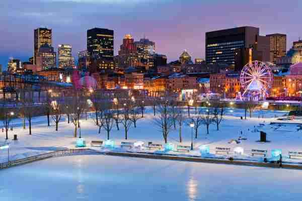 Québec, Montréal. (Photo by RENAULT/hemis.fr/Getty Images)