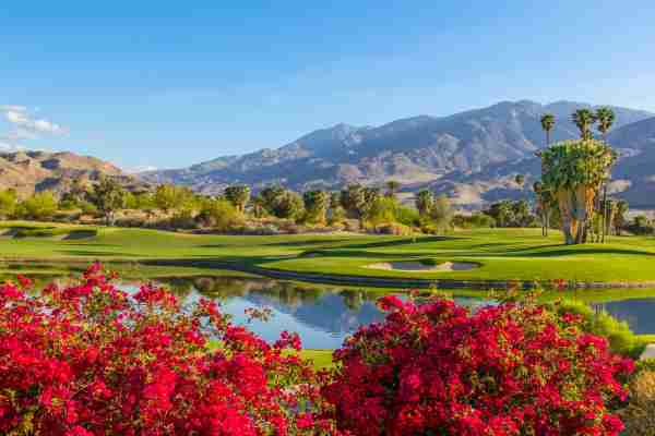 Palm Springs, California. (Photo by Ron and Patty Thomas/Getty Images)