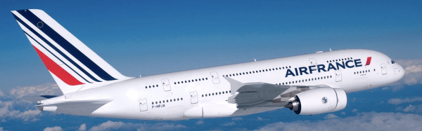 Image courtesy of Air France.