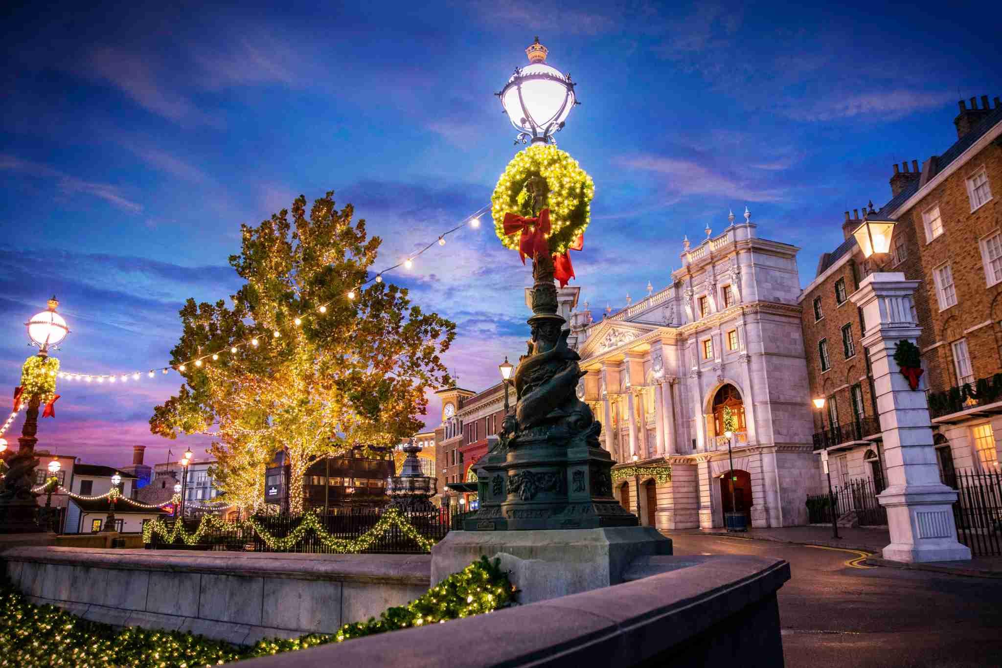 London at Universal Orlando