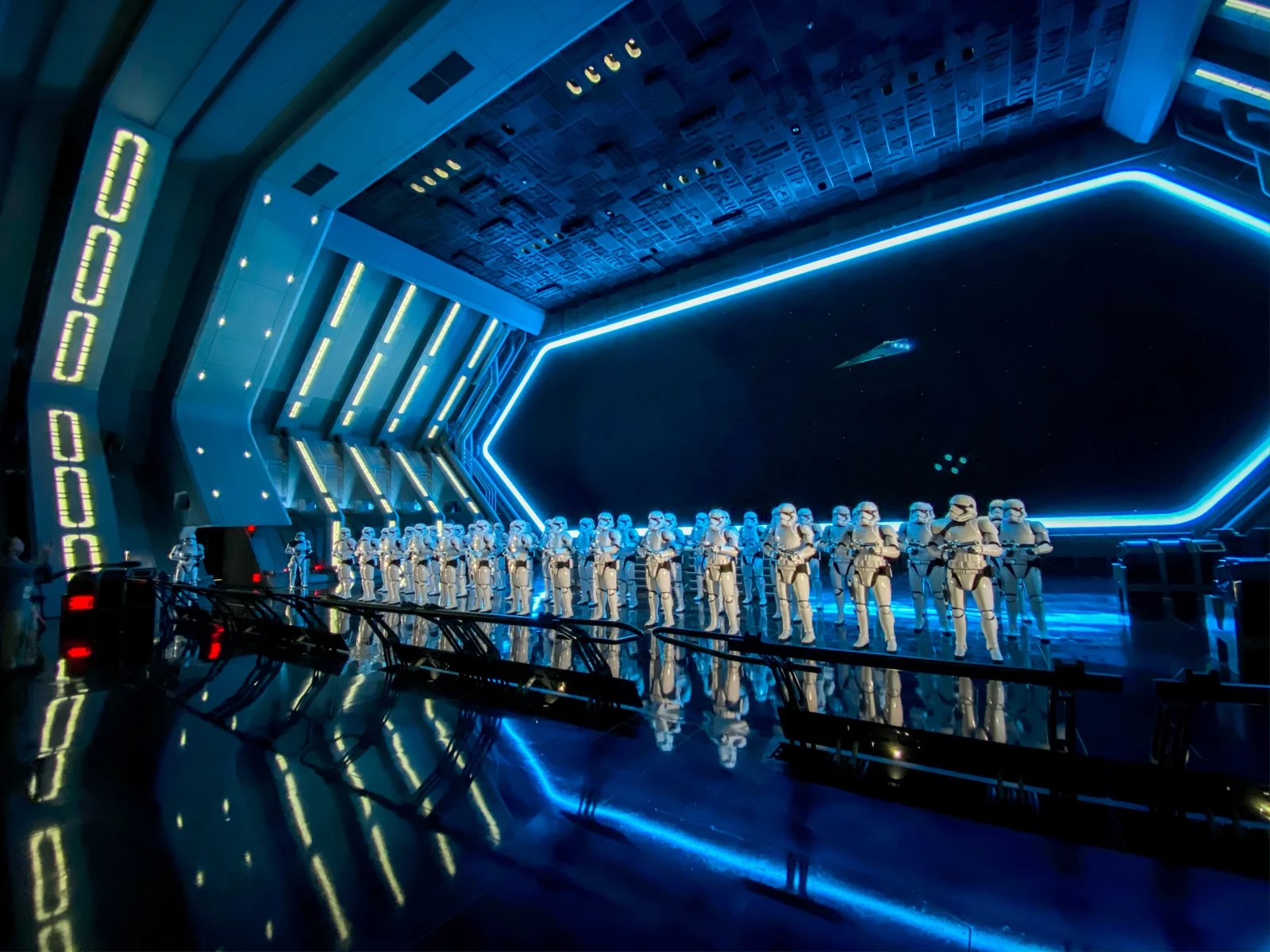 TPG gets first look at Disney's new Star Wars: Rise of the Resistance attraction
