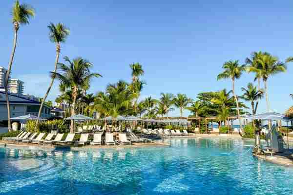 El San Juan Hilton Hotel (Photo by Zach Griff/The Points Guy)