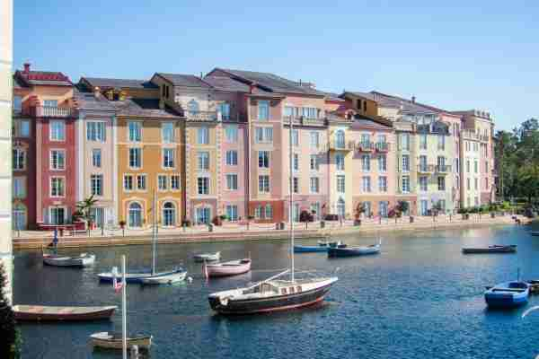 Loews Portofino Bay Hotel. (Photo by Andrea M. Rotondo/The Points Guy.)