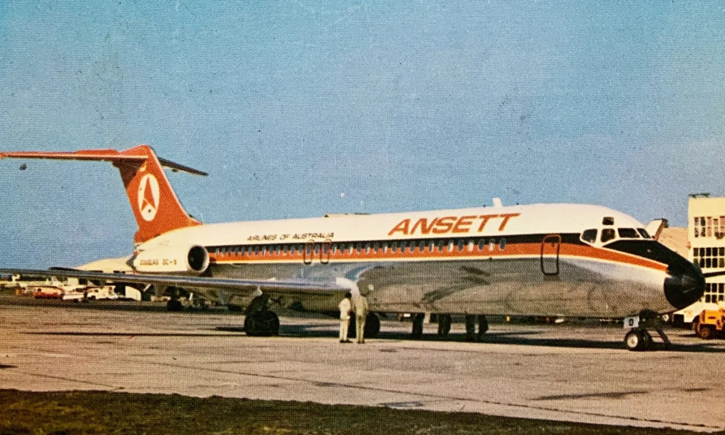 Ansett Australia was named for its founder, Reginald Ansett.