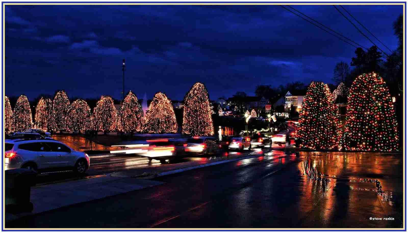 Christmas Town USA. (Photo courtesy fo Steve Rankin/mcadenville-Christmas Town)